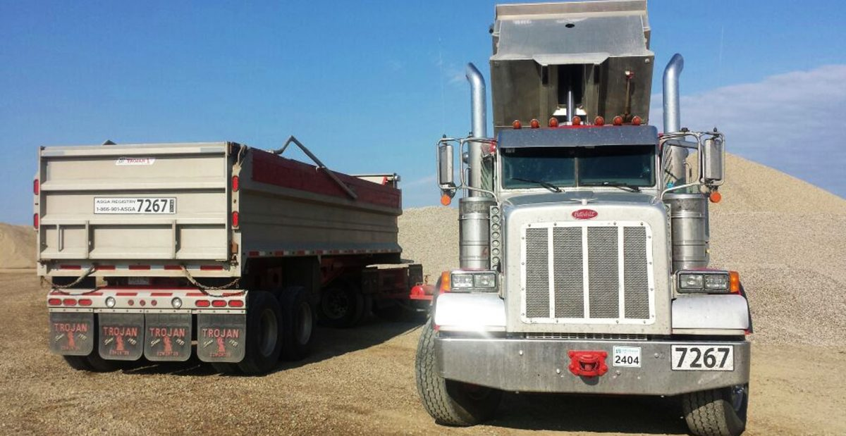 LARGE NUMBER OF FREIGHT WAYS MAKES US POWERFUL